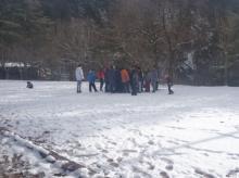 Campaments d'hivern de l'AEiG Anton Vilà a Castellar de n'Hug