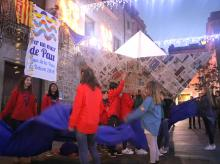 Llum de la Pau 2016, Sant Celoni