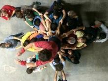 assemblea, castellers, sector 1, barcelonès