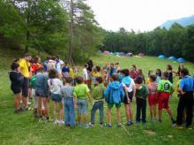 Campaments. AEiG Sant Ferran