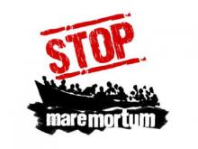 stop mare mortum, migració, drets humans, tanquem els cie, unió europea, manifest, fceg, campanya